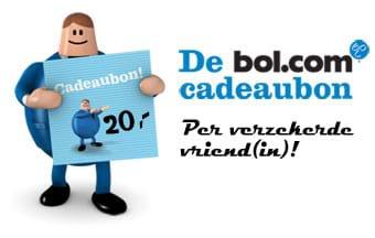 bol com cadeaubon 50 euro for free code